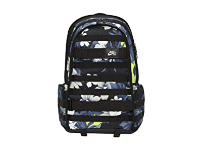 Nike SB RPM All Over Print Backpack (Black/Black/White) Backpack Bags