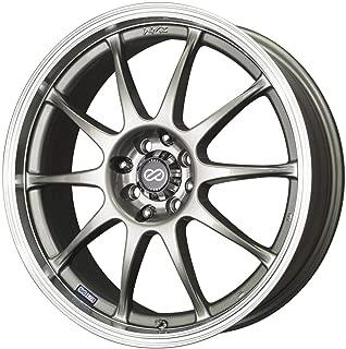 Enkei J10 Silver Machined Wheel (16x7