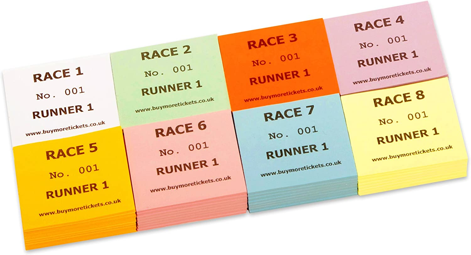 Race Night Tickets B00426YA18  | Speichern