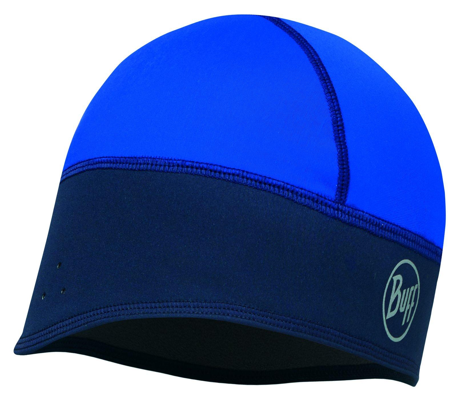Buff Kopfbedeckungen, Windproof Tech FleeceBlau, Erwachsene / One Size