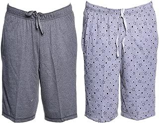 VIMAL JONNEY Cotton Blended Shorts for Men(Pack of 2)-D12-MLGPRINT-ATHRA-P
