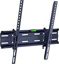 ERGO TAB Tilt TV Wall Mount Bracket Low Profile Fits Most 26-55 Inch LED LCD OLED Flat Curved Screen TV with 16 Inch Studs...