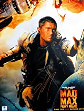 Tom Hardy Signed Autographed 11X14 Photo Mad Max: Fury Road Poster GV806592