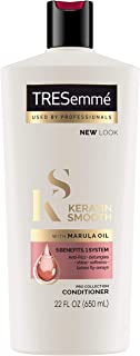 TRESemmé Conditioner Keratin Smooth 22 oz,(Pack of 4)