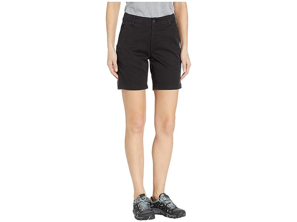 tentree Camp Shorts (Meteorite) Women