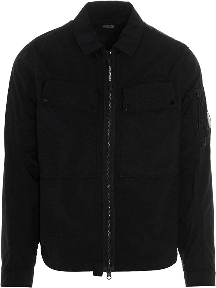 Cp company luxury fashion,giubotto per uomo,giacca outerwear ,in nylon 10CMOS027A005782G999