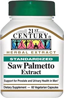 Saw Palmetto Extract 160mg 60 CAPS