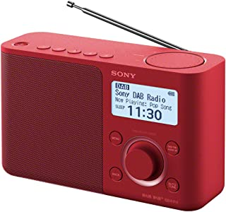Sony XDR-S61D Portable Stereo (Digital Audio Broadcast (DAB),)