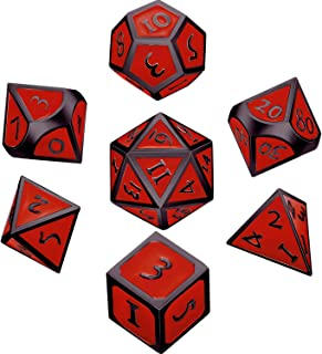 Best black and red dice Reviews