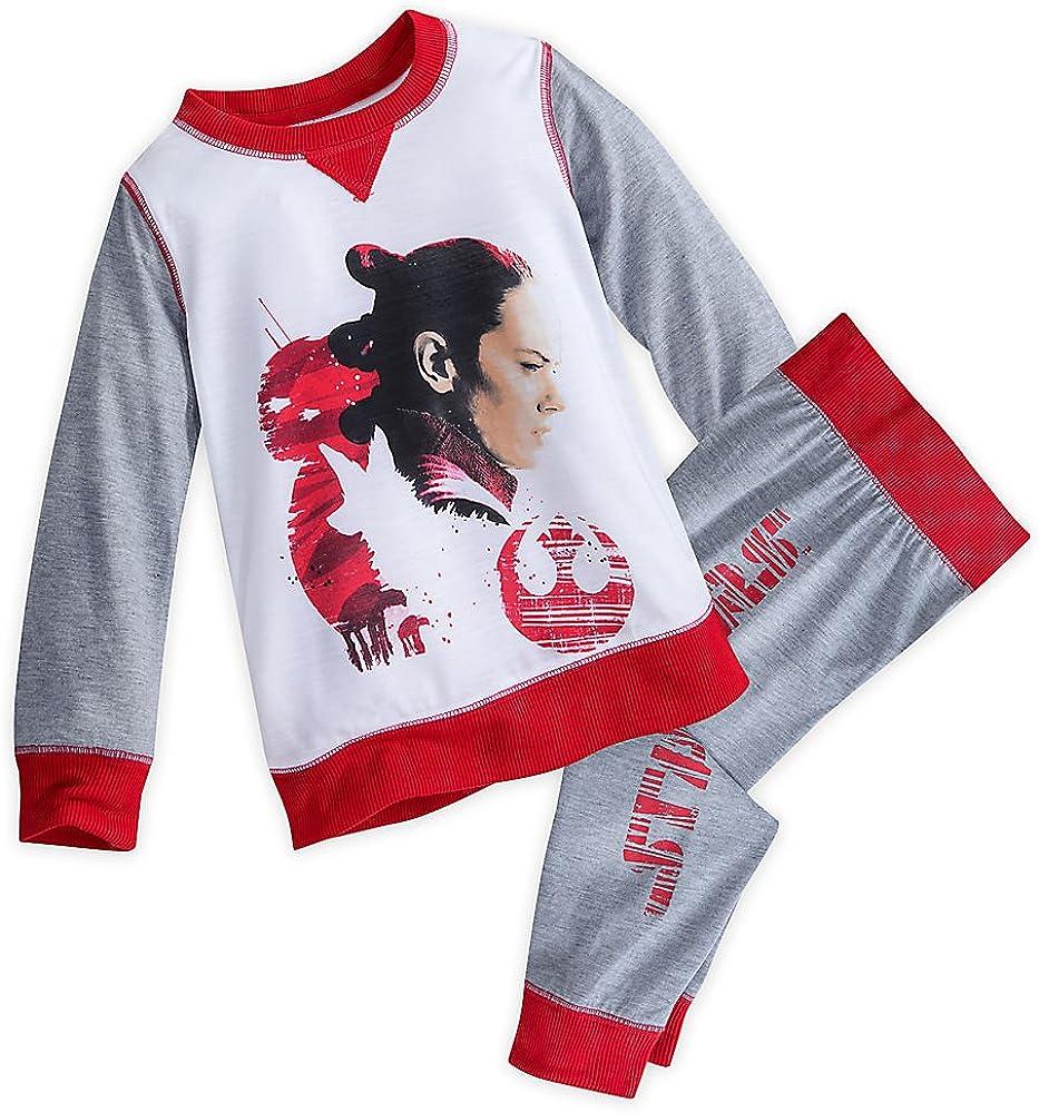 STAR WARS Rey Sleep Set for Girls The Last Jedi