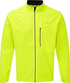 RONHILL Men's Core Jacket, Fluo Yellow, M