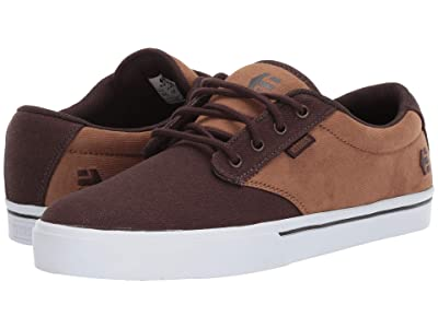 etnies Jameson 2 Eco (Brown/Tan/Brown) Men