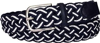 ESPERANTO Cintura intrecciata in cotone 35 mm
