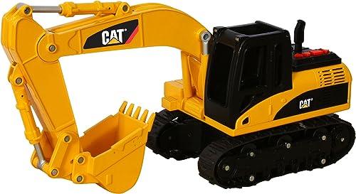 n ° 1 en línea Toy State 35644 Caterpillar Construction Construction Construction Job Site Excavator by Toystate  mas barato
