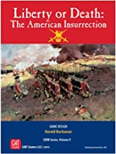 GMT Games Liberty or Death: American Insurrection