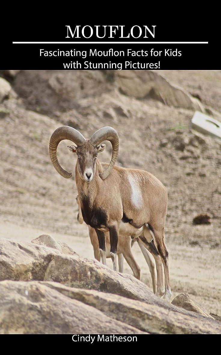 暫定コジオスコ選択Mouflon: Fascinating Mouflon Facts for Kids with Stunning Pictures! (English Edition)