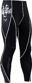 Panegy Men's Compression Pants Leggings Sports Apparel Training Long Tights