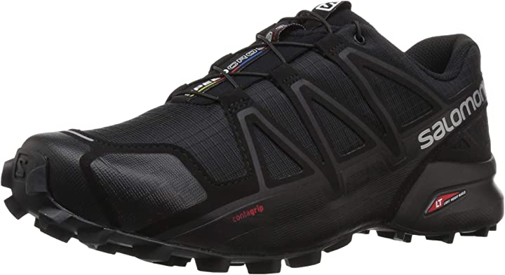 Scarpe da trail running uomo , salomon speedcross 4 L38313000