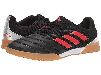 adidas Copa 19.3 IN Sala (Core Black/Hi-Res Red/Silver Metallic) Men