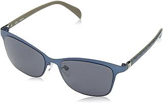6fd3644c04 Tous STO330-5408GC Gafas de sol, Matte Dark/Blue Green, 54 para