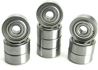"""1614-ZZ metal shields bearing 1614Z ball bearing 3//8/"""" x 1-1//8/"""" x 3//8/"""" Qty.10"""