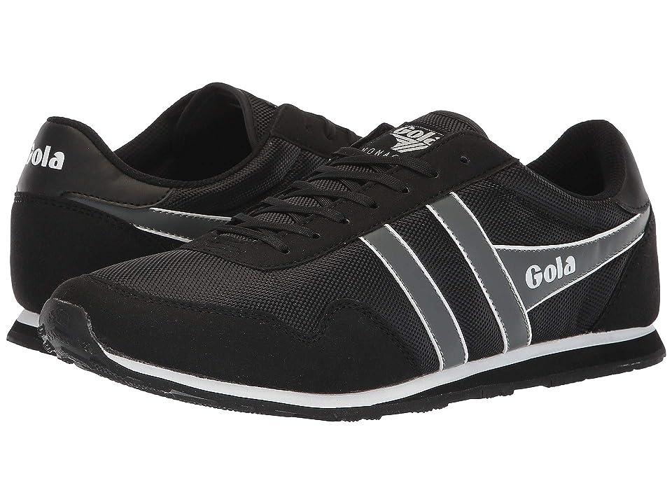 Gola Monaco Ballistic (Black/Ash/Black) Men