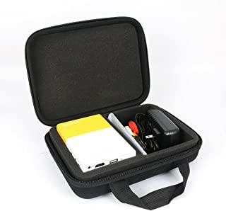 Hard Travel Case for DeepLee A1 DP300 Portable LED Mini Projector by co2CREA