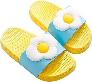 Niña Niño Chanclas Zapatos de Playa y Piscina para Chicas Sandalias Mujer Verano Antideslizante Zapatillas de casa