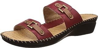 Scholl Women's Alice Mule Leather Slippers