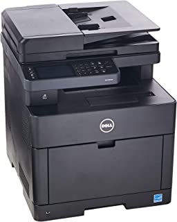 Dell H625cdw Wireless Color Printer with Scanner Copier & Fax