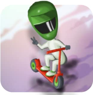 Skate Universe Scooter Freestyle Racing Challenge