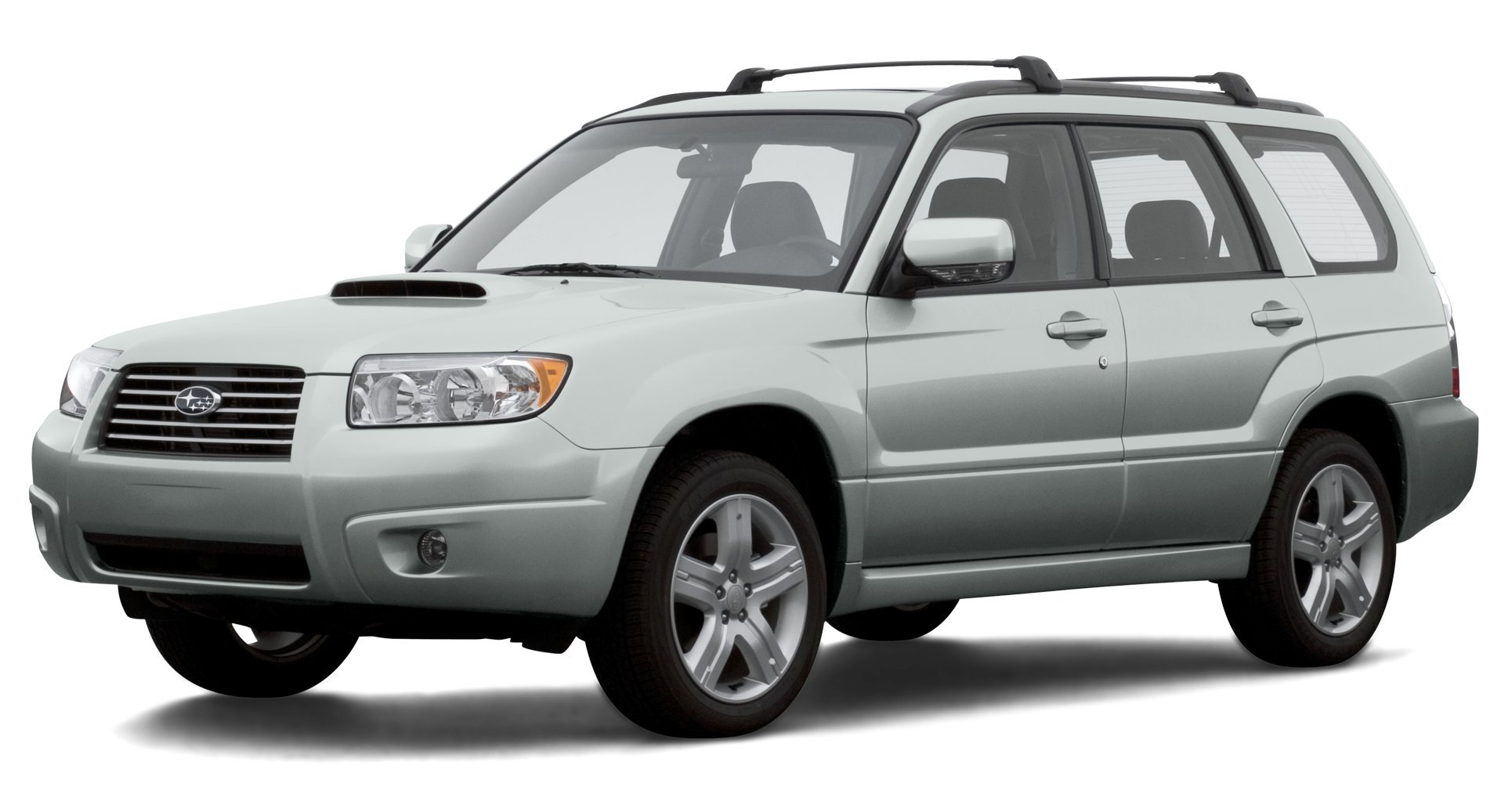 ... 2007 Subaru Forester XT Limited, All Wheel Drive 4-Door 4-Cylinder Turbo ...