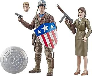 Marvel Legends Series Captain America: The First Avenger 6