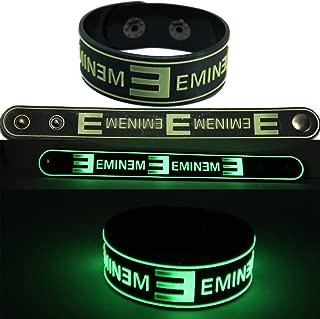 Eminem New Bracelet Wristband Gg5 Glow In The Dark