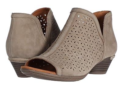 Cobb Hill Laurel Open Boot (Taupe) Women