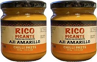 Aji Amarillo Pasta (Paquete de 2