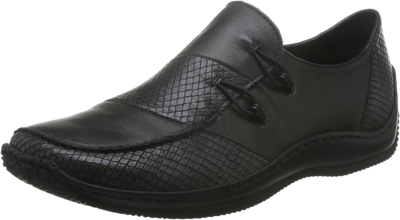 Rieker Womens L1762-46 Leather shoes