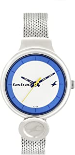Fastrack 6181SM02 Denim Collection Analog Watch for Women
