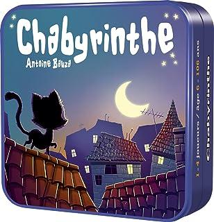 Chabyrinthe - Asmodee - Jeu de société - Jeu de cartes