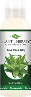 Plant Therapy Aloe Vera Jelly 4 oz, All Natural, Unscented Base