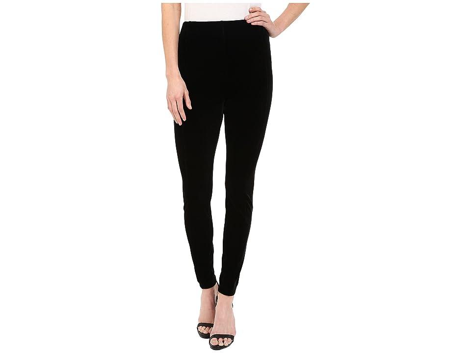 344ac62eafa2d1 Lysse Mara Velvet Leggings (Black) Women's Casual Pants. On sale - now ...