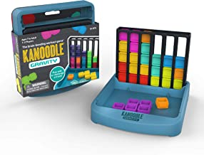 Educational Insights Kanoodle Gravity Brain Bending Puzzle Game for Kids, Teens & Adults, Game for 1 or 2 Players, Ages 7+