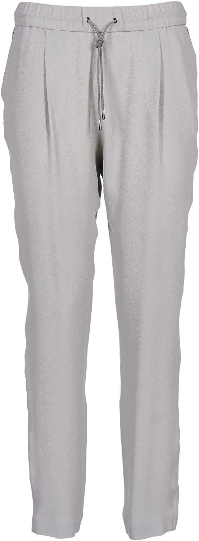 FABIANA FILIPPI Women's PA79819H3798129 Grey Cotton Pants