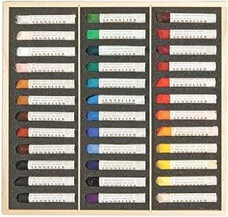 Sennelier Artist Oil Sticks Wood Box Set/36