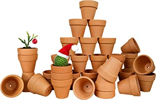 mini clay pots bulk