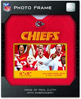 chiefs picture frame