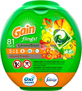 Best is gain laundry detergent Reviews
