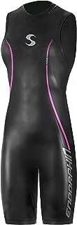 Synergy Triathlon Wetsuit - Women's Endorphin Sleeveless Quick John Smoothskin Neoprene for Open Water Swimming Ironman & USAT Approved