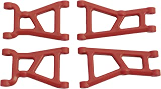 RPM 73469 Front and Rear A-Arms for The Helion Animus 18SC-18TR, Red