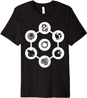 Seven Deadly Sins Premium T-Shirt